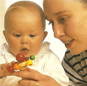 Entwicklung - Ihr Baby vom 4. bis 8. Monat die wichtigsten Monate