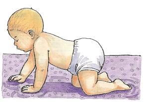 Das erste Lebensjahr ist wohl die spannendste Zeit mit dem Kind