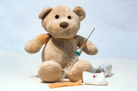Gut geschützt durch Impfungen