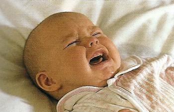 Wenn das Baby schreit - in den ersten Lebensmonaten