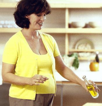 Ernährung für Mutter und Kind, gesund und schön in der Schwangerschaft