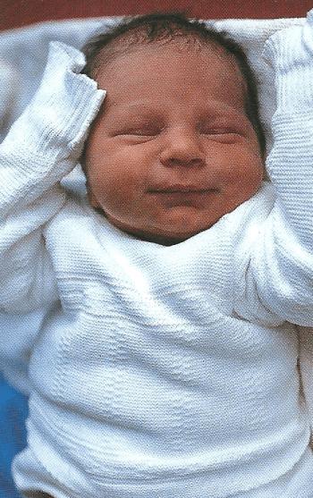 DIE ERSTEN AUFREGENDEN TAGE MIT DEM BABY