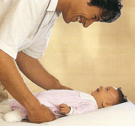 Entwicklung - Ihr Baby vom I. bis 4. Monat