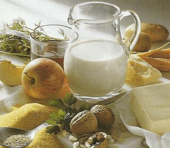 Tipps für die stillende Mutter -Stillen zehrt circa 650 Kalorien am Tag