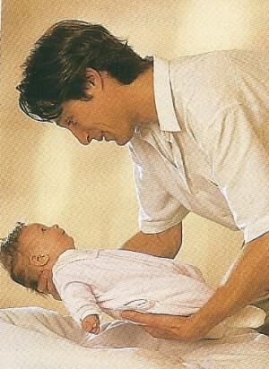 Der sichere Umgang mit dem Baby
