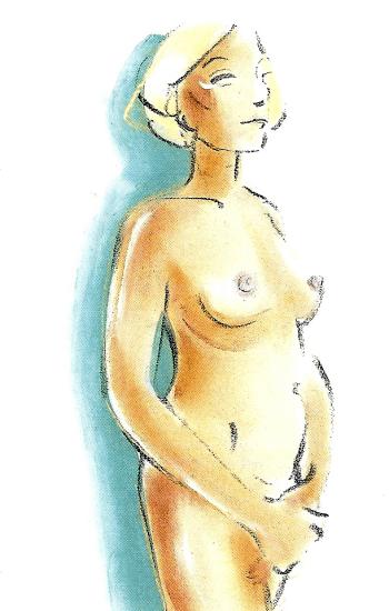 Schwangerschaft erster Monat, ein neues Leben entsteht